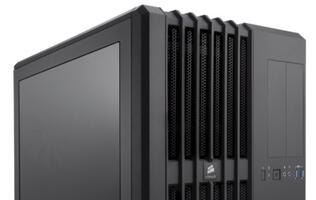Corsair Unveils Carbide Air 540 and Carbide 330R Cases at Computex 2013