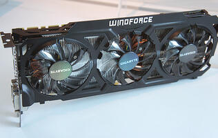 Gigabyte Debuts Factory Overclocked GeForce GTX Titan with Custom Cooler