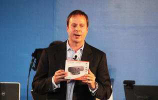 Intel's Betting Big on Perceptual Computing