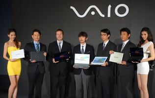 Sony Redefines Thin and Light Mobile Computing at Computex 2013