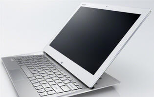 Sony Unveils VAIO Duo 13 and VAIO Pro 13/11 Ultrabooks