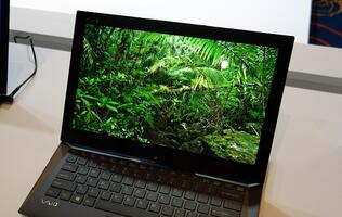 Hands-on: Sony VAIO Duo 13