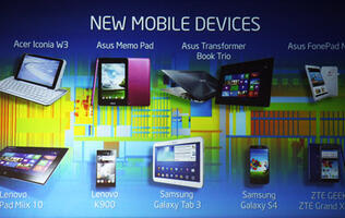 Intel Goes Mobile with Bay Trail