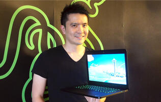 Hands-on with the New Razer Blade and Blade Pro Gaming Notebooks