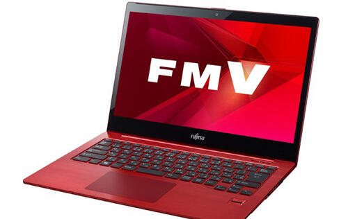 Fujitsu's New Lifebook UH90 Has 3200 x 1800p Touch Display