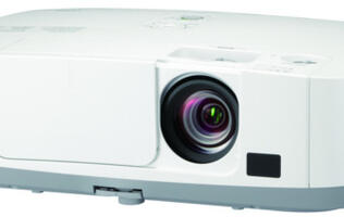 NEC Launches New Gen of Entry-level Installation Projectors