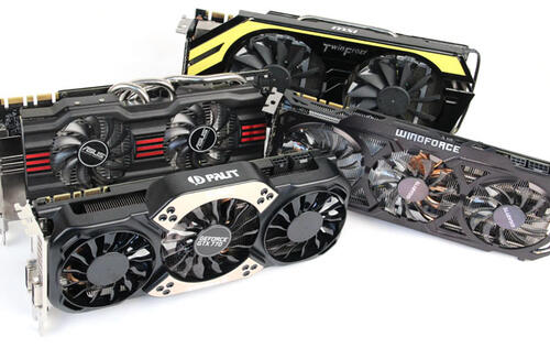 NVIDIA GeForce GTX 770 Custom Card Shootout