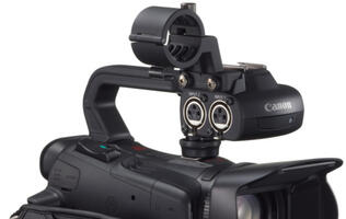 Canon Releases Two Professional Camcorders with Improved Sensor and Lens