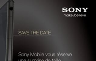 Sony Teases 6.44-Inch Xperia ZU on its Press Invite