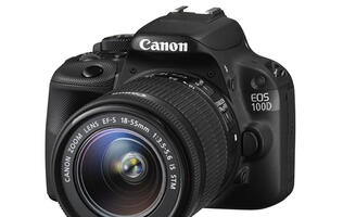 Canon EOS 100D - A Well-designed & User-friendly DSLR for Everyone