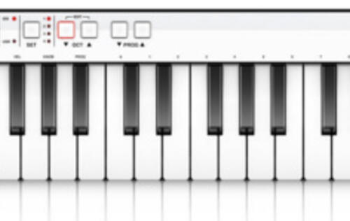 iRig KEYS from IK Multimedia is first Lightning-compatible music keyboard