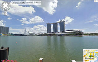 Street View Lets You Experience 1,001 New Destinations, Including Landmarks in Singapore