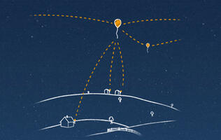 Google's Project Loon Gets Off the Ground