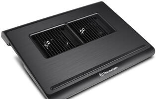 Thermaltake Announces Its Allways Control Notebook Cooler