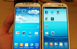 Samsung to Unveil Advanced 4G Variant of Galaxy S4 (Updated)