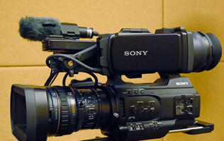Sony Announces PMW-300 XDCAM Camcorder at BroadcastAsia