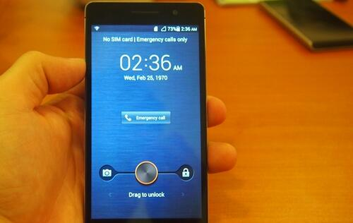 Hands-on: Huawei Ascend P6