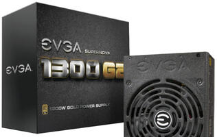 EVGA SuperNOVA 1300 G2 Power Supply Introduced