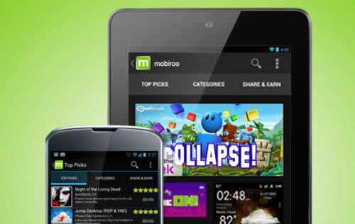 Mobiroo Offers 'All You Can App' Android App Subscription Service
