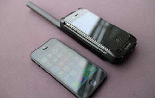 Thuraya SatSleeve Transforms Your iPhone into a Satellite Phone