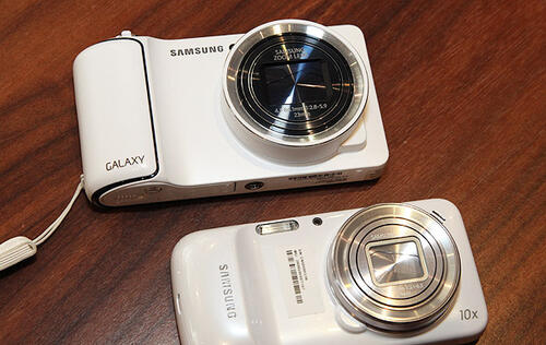 Hands-on: Samsung Galaxy S4 Zoom