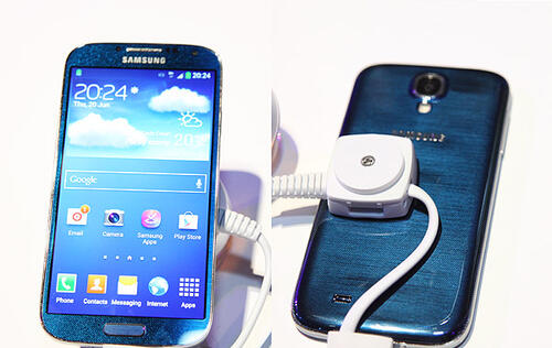 Samsung to Add 5 More Colors to its Flagship Galaxy S4 Smartphone