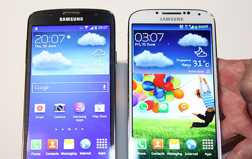 Hands-on: Samsung Galaxy S4 Active