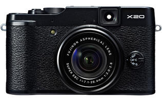 Fujifilm X20 - Retro Good Looks