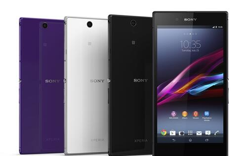 Sony Unveils 6.44-Inch Xperia Z Ultra (Updated with Price and Availability)