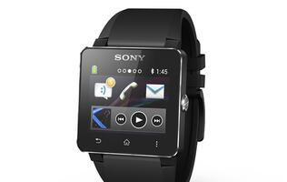 Sony Introduces SmartWatch 2 with Water Resistance and NFC Connectivity
