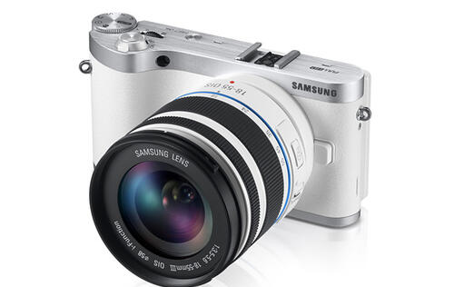 Samsung NX300 - Nice Functions, Needs More Form