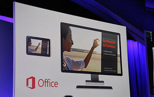 Modern-style Office Apps in the Works