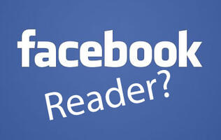 Facebook Working on News Reader?