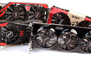 NVIDIA GeForce GTX 760 Custom Card Shootout