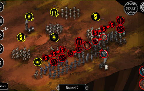 "Witching Hour Studios Unleashes ""Ravenmark: Mercenaries"" Multiplayer Wargaming Mayhem for iOS"