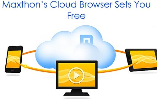 Maxthon Partners with AMD to Offer Web Browser Optimized for Next Gen APUs