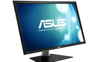 The US$3,499 ASUS PQ321Q is a 31.5-inch 4K UHD Monitor