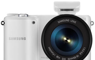 Samsung Adds Smart Camera NX2000 to Its NX Line