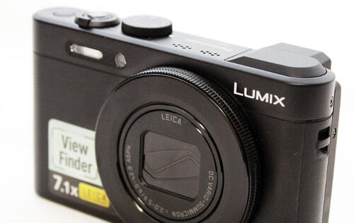 Panasonic Lumix DMC-LF1 - An Advanced Compact for the Casual Shooter