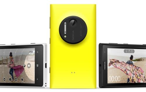 Nokia Unveils Lumia 1020, Comes with Second-Gen 41-Megapixel PureView Camera