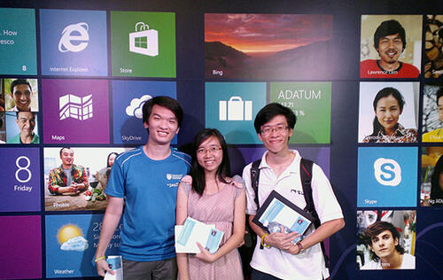"Singapore Wins First Place for Windows Phone Challenge with ""Speak Reminder"" App"