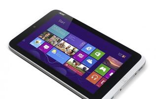 Acer Iconia W3 - The World's First 8.1-inch Windows 8 Tablet