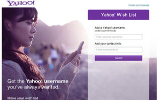 Get the Yahoo! Email You've Always Wanted - Maybe