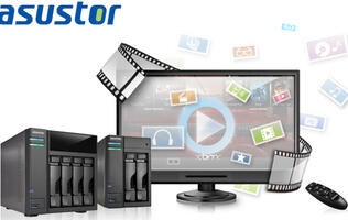 ASUStor Launches AS 3 Series NAS Featuring Powerful Multimedia Applications