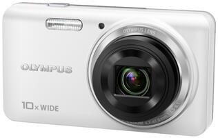 Olympus Stylus VH-520 Compact Camera Announced