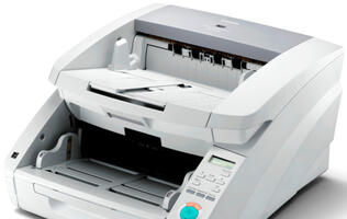 Canon imageFORMULA Scanners Allow for Quick Digital Processing and Archiving