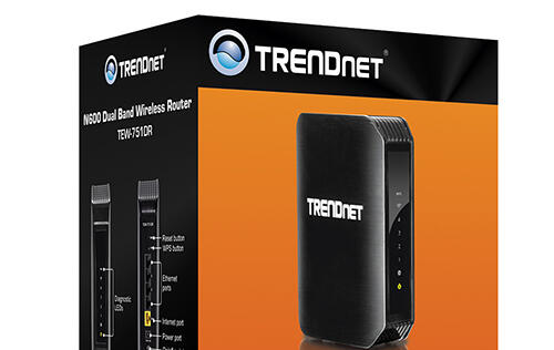 Trendnet Announces New N600 Dual-band Router
