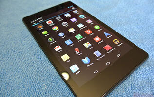 Pictures and Video of Possible Google Nexus 7 Successor Leaked (Update: Video of Retail Unit)