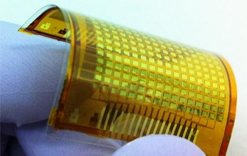 Researchers Showcase Electronic Film with Pressure-Sensitive Touch Response