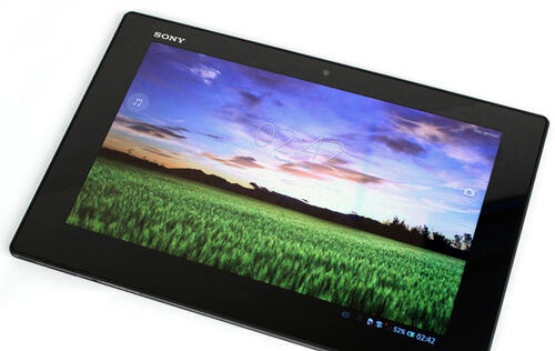 Sony Xperia Tablet Z - The World's Thinnest Tablet